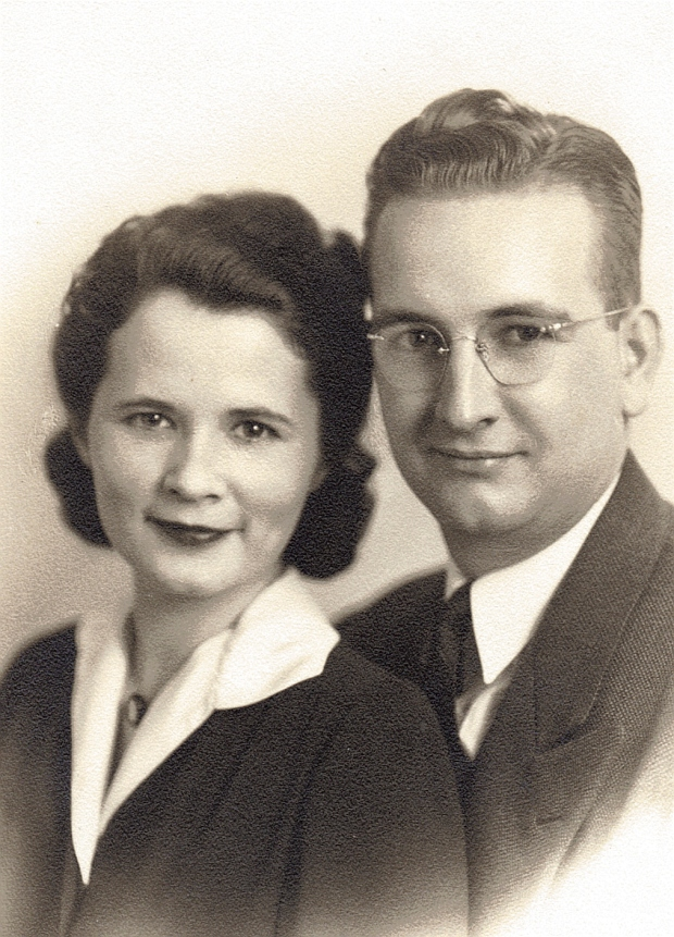 Ray & Harriett Page