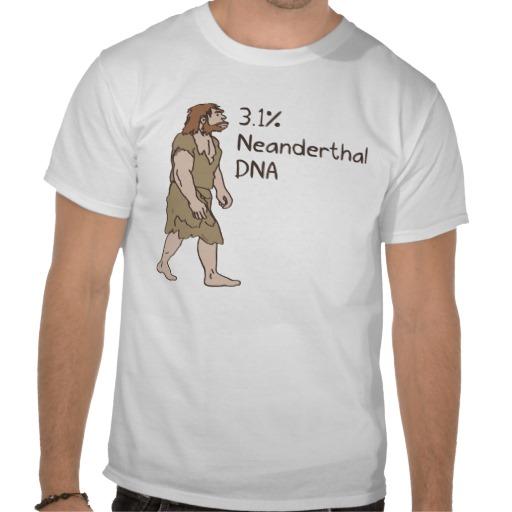 3.1% Neanderthal
