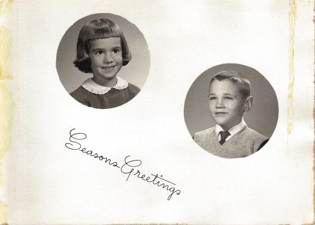 Joe & Jan Page, 1955