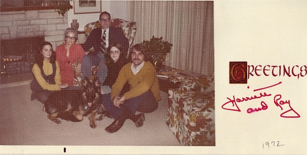 The Page Family, 1972