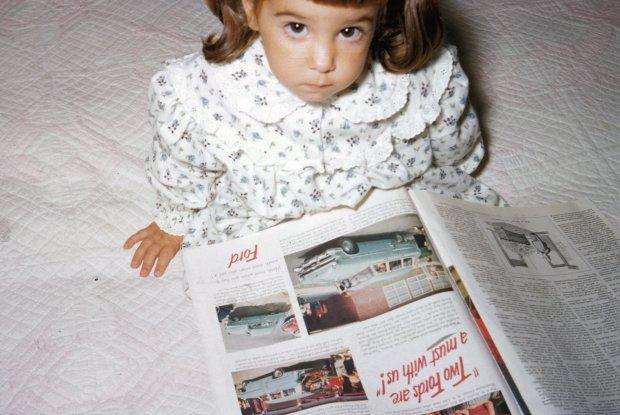 always loved magazines