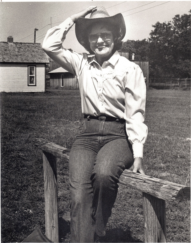 Kansas Cowgirl