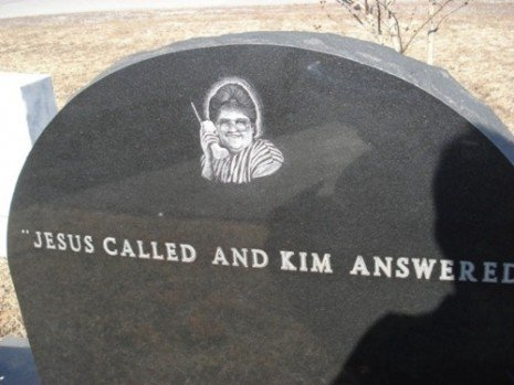 """Jesus Called and Kim Answered"""