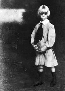 Little Lord Fauntleroy Style of Dress for Young Boys