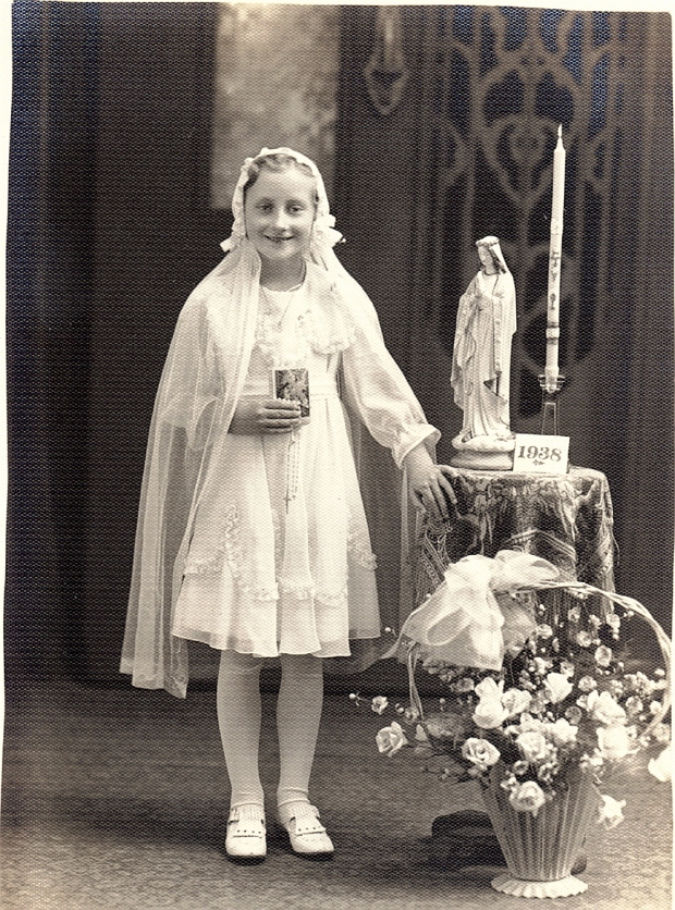 First Communion, 1938