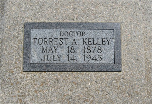 Forrest A. Kelley